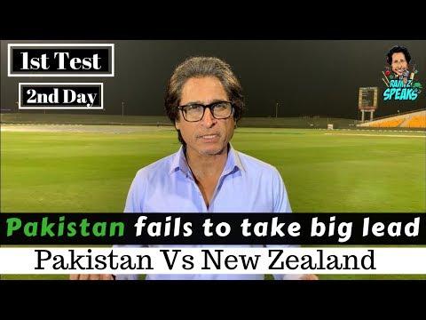 Xxx Mp4 Pakistan Fails To Take Big Lead Pakistan Vs NewZealand 1st Test Day 2 3gp Sex