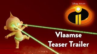 The Incredibles 2 | Vlaamse Teaser Trailer | Disney BE