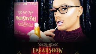 "MULAC ""FREAKSHOW"" TRY ON UNBOXING + Prime Impressioni"