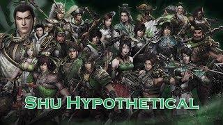 Dynasty Warriors 8 Shu Ending Credits (Hypothetical)