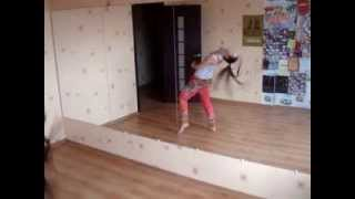 Naila bellydance  the sketch of  the future dance)) Om Al Donya