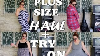 PLUS SIZE Haul + Try On 👗👚👖Great Deals! (PHILIPPINES)