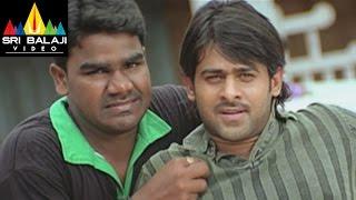 Munna Movie Comedy Scenes | Prabhas | Ileana | Venu Madhav | Sri Balaji Video