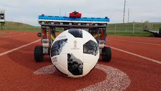 Lego Soccer Machine for FIFA 2018