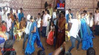 Super Dance in Marriage Rreception by Banjara Aunty and Boy  | Dont miss | 3TV BANJARA