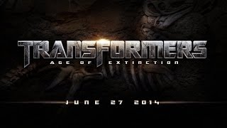 Transformers: Zánik / Age of Extinction (2014) CZ HD teaser