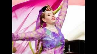 Nowruz Mubarak نوروزتان پیروز Navruz Persian New Year 2012 Silk Road Dance Company