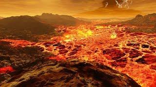 দেখুন, মঙ্গলে রহস্যময় আগুনের ঝর্না খুজে পেল নাসা, হতবাক বিজ্ঞানীরা | Bangla news | Lava on Mars