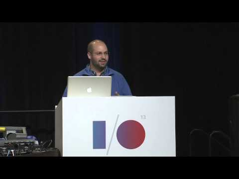 Google I O 2013 Cognitive Science and Design