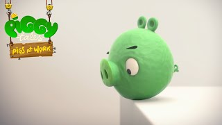 Piggy Tales - Pigs at Work   Mind The Gap - S2 Ep19