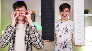 Little Brother BUYS 100 iPhone 11 PRO