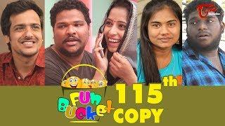 Fun Bucket | 115th Episode | Funny Videos | Telugu Comedy Web Series