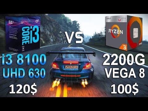 Xxx Mp4 Ryzen 3 2200G VEGA 8 Vs I3 8100 UHD 630 Test In 7 Games 3gp Sex