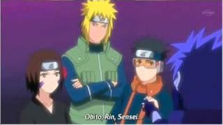 Kakashi and Obito death theme