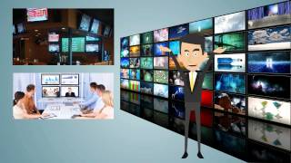 HDMI-over IP Distribution, Switching, and Video Wall Control