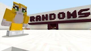 Minecraft Xbox - Randoms Adventure Map - Part 1