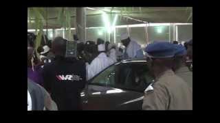 daaka2013-Arrivee Thierno