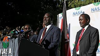 Kenyan presidential election: Odinga to mount legal challenge to results