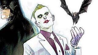 Batman Writer Tom King Reveals When the Joker Rebirth Story Will Continue - Comic Con 2016