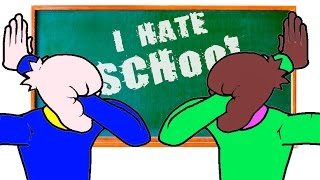 10 Things Kids HATE About School