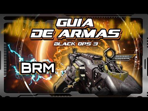 Guia de Armas Black Ops 3 - BRM