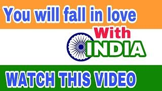 Amazing India Amazing Facts | One Of The Best Videos For Indians..
