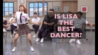 8 Reasons Why Lisa is the #1 Dancer | BLACKPINK CUTE AND FUNNY MOMENTS