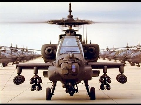 Battle Stations Apache Helicopter War History Documentary