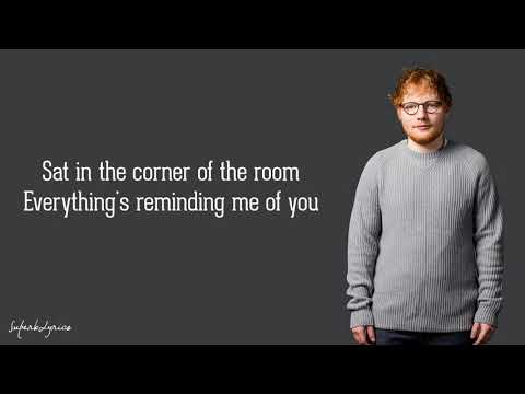 Ed Sheeran - Happier (Lyrics)