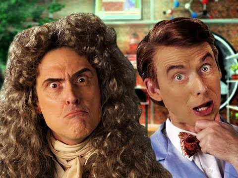 [ERB Remix] Isaac Newton vs Bill Nye