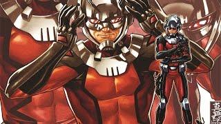Conoce al heroe | Las diferentes versiones de ant man!!!