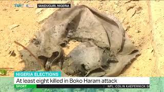 Boko Haram attack kills at least eight in Nigeria