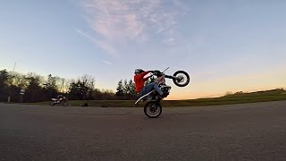 Autumn 2016 | GoPro Hero 5 Black | Stunts | Raw | assax