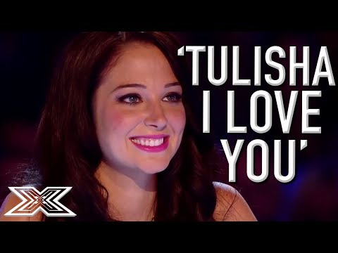 LOVE Is In The Air In The X Factor Audition Room ft. SURPRISE TATTOO X Factor Global