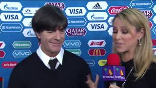 Esto dice Joachim Low de la Selección Mexicana | Rusia 2018