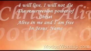 In Jesus' Name By Darlene Zschech Lyrics