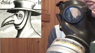 Did Plague Doctors wear Gas Masks?