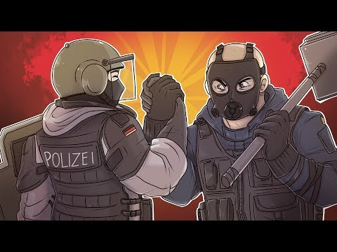 The BEST Duo Strat EVER in Rainbow Six Siege