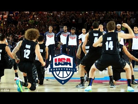 watch Team USA Full Highlights vs New Zealand 2014.9.2 - EVERY PLAY!!!