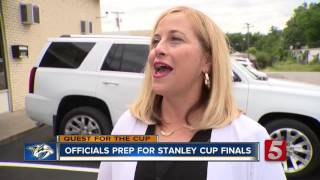 Stanley Cup Games, CMA Fest Set For Same Weekend