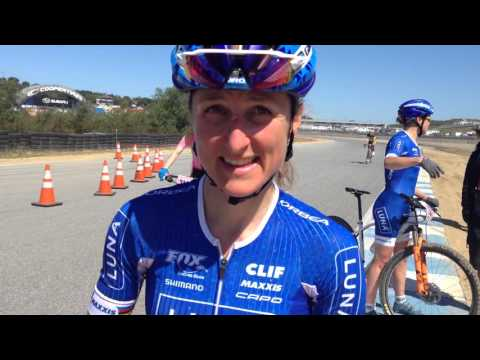 Interview w/Catharine Pendrel at Sea Otter