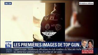 """Comic-Con: Tom Cruise Présente L'impressionnante Bande-annonce Du Nouveau """"Top Gun"""""""