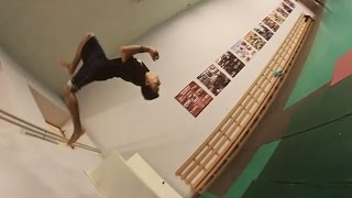Parkour and Freerunning 2016 - Flow and Tricks