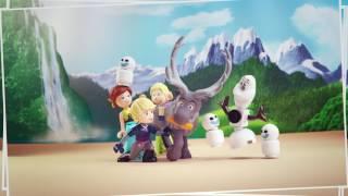 LEGO® Disney Princess™: Ledové království - dokonalý obrázek