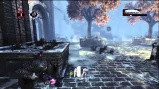 Ess MooMooMiLK Gears of War 3 Shotgun Montage September 2014 ft. Ess Secondo