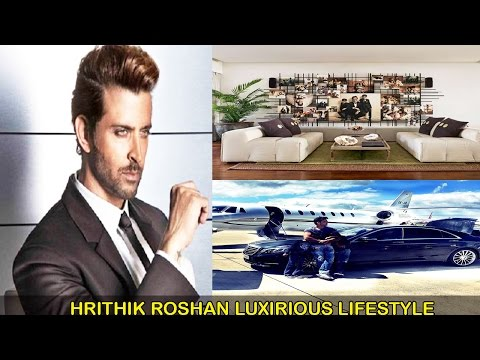 Hrithik Roshan Income-Houses-Cars-Family and Lifestyle