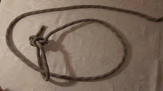 Learn How to Tie A Cowboy's Lasso - WhyKnot
