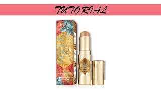 Benefit Cosmetics Quickie Stick Contour Tutorial