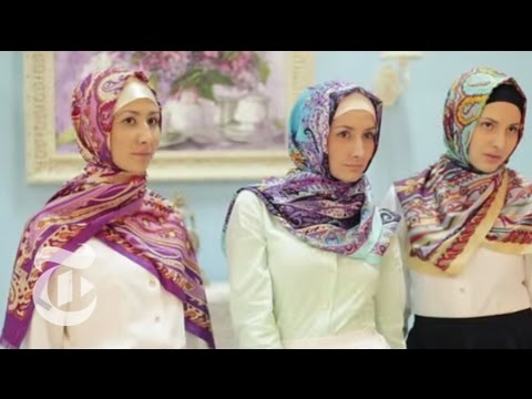 Xxx Mp4 Muslim Image Makers Made In Moscow The New York Times 3gp Sex