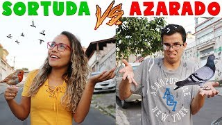 SORTUDA VS AZARADO 2! - KIDS FUN